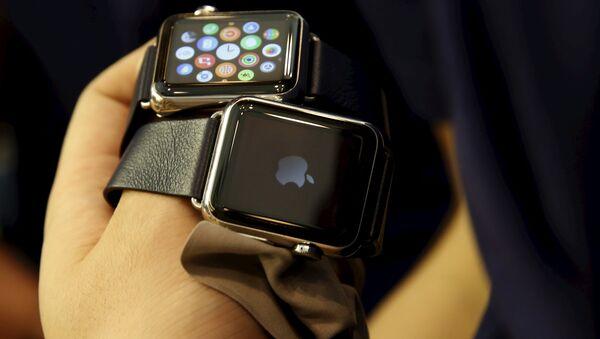 Apple Watch - Sputnik Česká republika