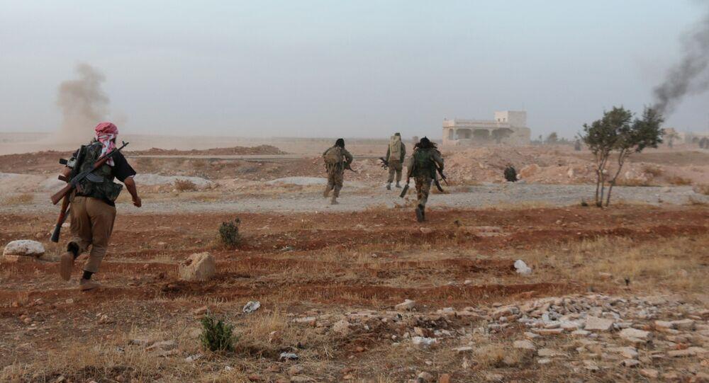 Syrská opozice