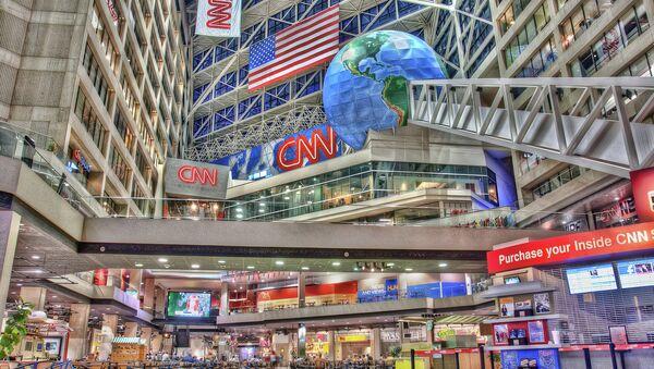 Centrum CNN v Atlantě - Sputnik Česká republika