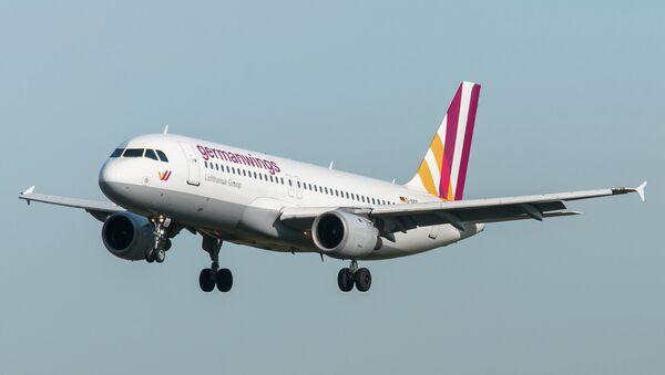 Germanwings, Airbus A320 - Sputnik Česká republika