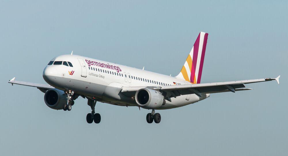 Germanwings, Airbus A320