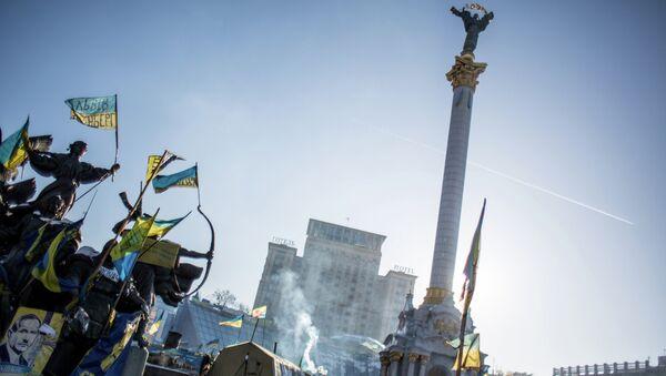 Náměstí Nezávislosti, Kyjev - Sputnik Česká republika