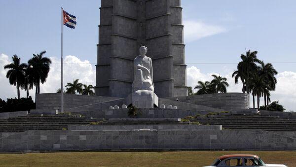 Kuba - Sputnik Česká republika