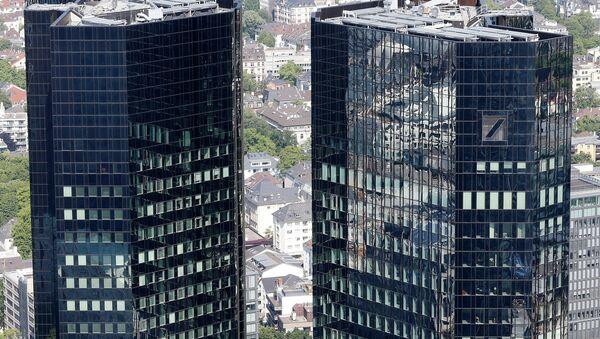 Hlavní sídlo Deutsche Bank - Sputnik Česká republika