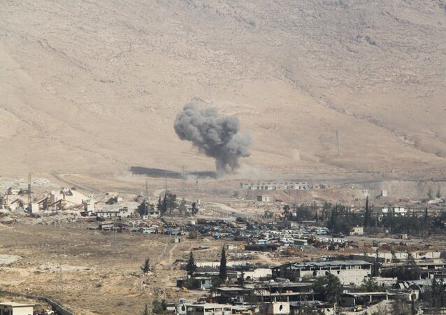Operace syrské armády