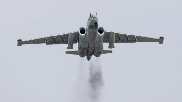 Su-25SM - Sputnik Česká republika