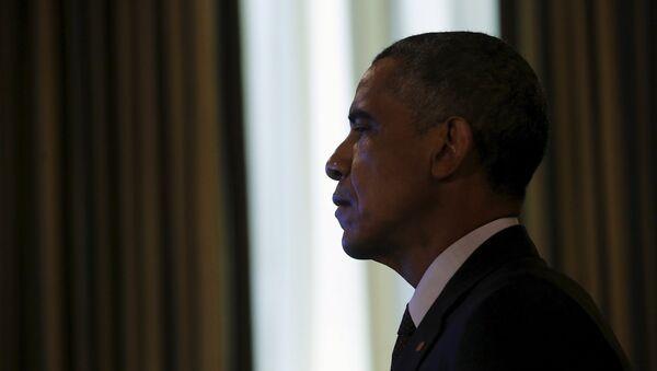 Prezident USA Barack Obama - Sputnik Česká republika