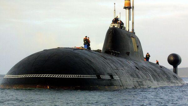 Ruská ponorka Vepr - Sputnik Česká republika