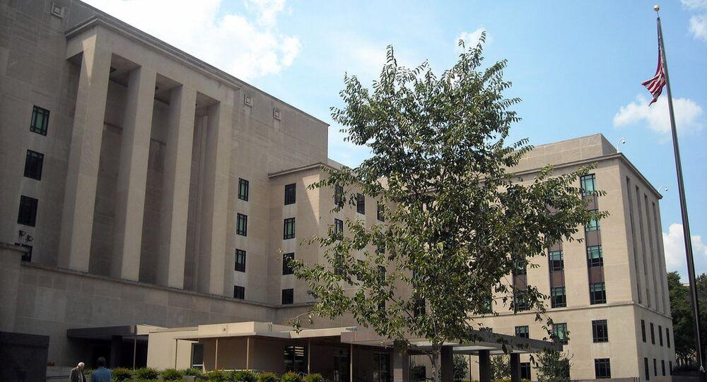 Ministerstvo zahraničí USA