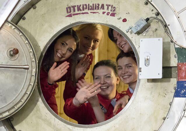 Ženská posádka