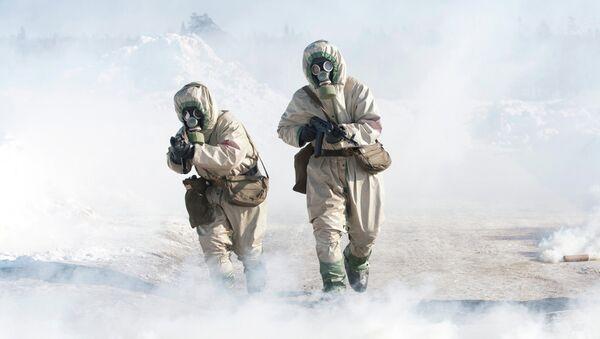 Chemická vojska - Sputnik Česká republika