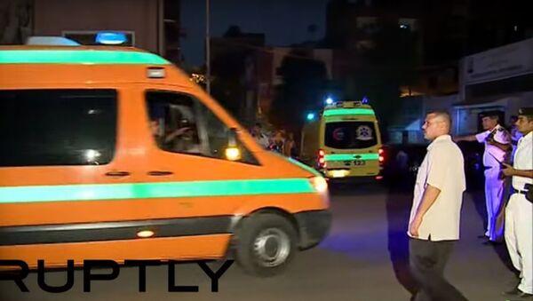 Těla pasažérů letadla Airbus-321 dopravili do Káhiry - Sputnik Česká republika