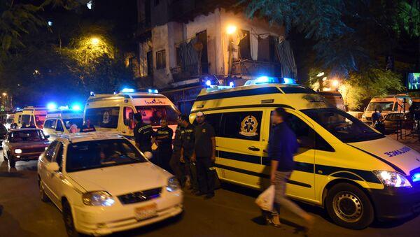 Na místě havárie ruského letadla na severu Sinajského poloostrova bylo prozatím objeveno 175 těl obětí, pátrání pokračuje. Všechny objevené ostatky jsou převáženy do zdravotnických zařízení v Káhiře. - Sputnik Česká republika