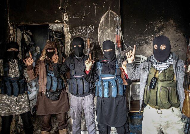 Příslušníci Al-Káidy z různých zemí