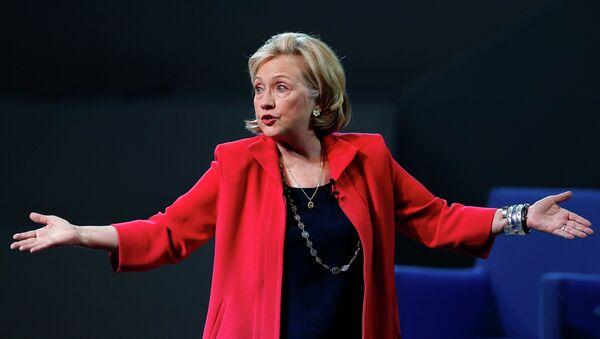 Hillary Rodham Clinton - Sputnik Česká republika