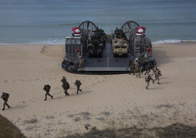 Cvičení NATO Trident Juncture