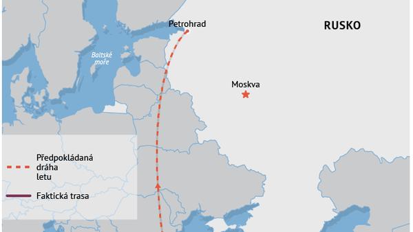 Havárie ruského letadla v Egyptě - Sputnik Česká republika