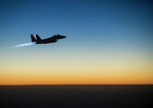 Americká stíhačka F-15E