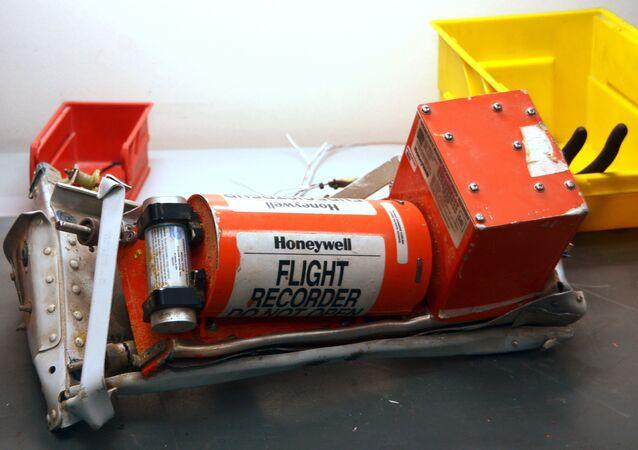 Palubní zapisovač A321