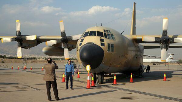 C-130 Hercules - Sputnik Česká republika