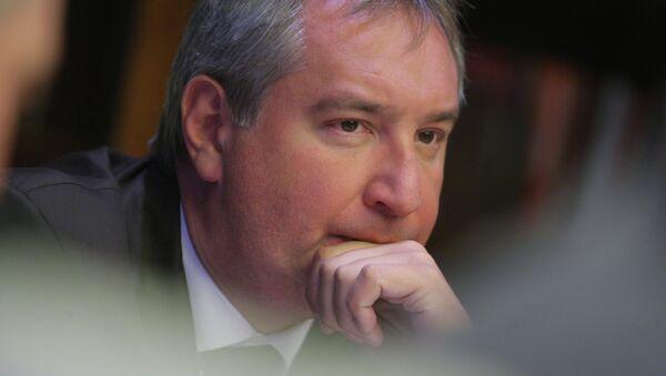 Dmitrij Rogozin - Sputnik Česká republika