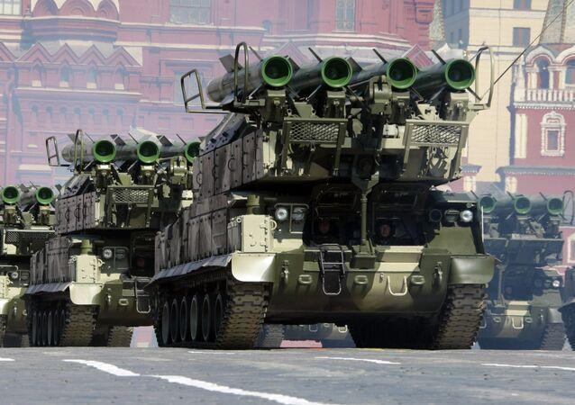 Přehlídka vítězství v Moskvě