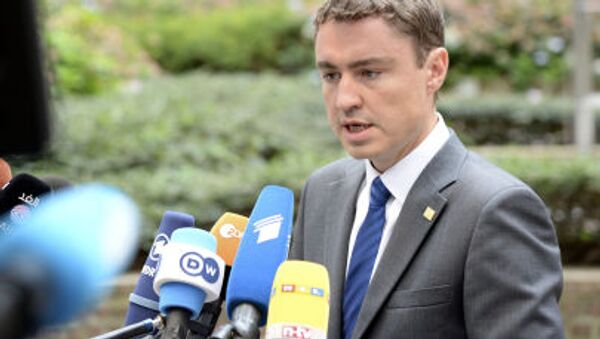 Taavi Rõivas - Sputnik Česká republika