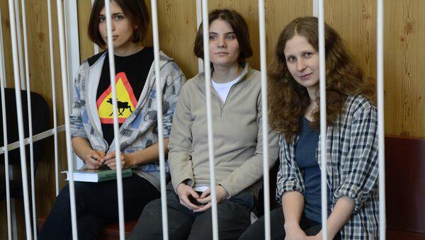 Pussy Riot - Sputnik Česká republika