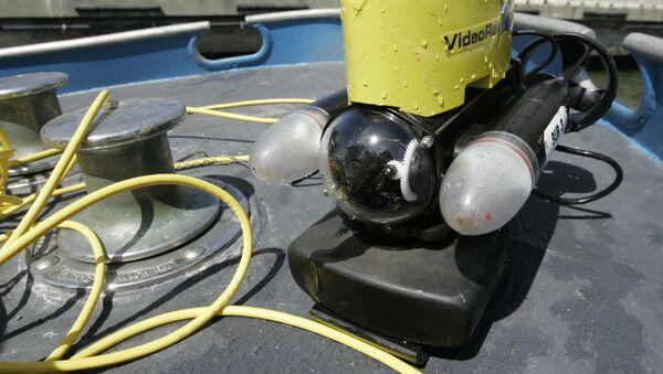 ROV (remote operated vehicle, přístroj řízený na dálku) - Sputnik Česká republika