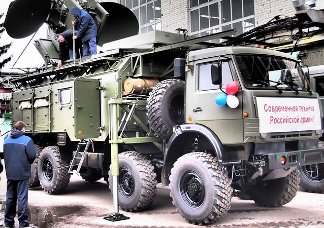 Komplex radioelektronického boje Krasucha-4