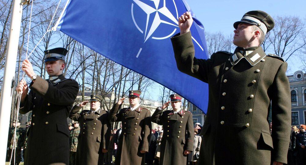 Vlajka NATO