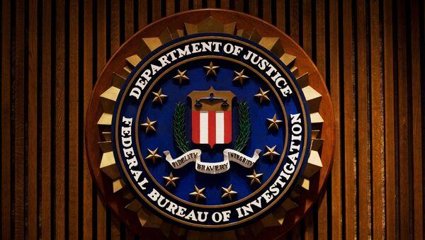 Federal Bureau of Investigation(FBI) - Sputnik Česká republika