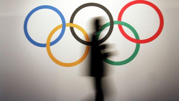 Olympijská vlajka - Sputnik Česká republika