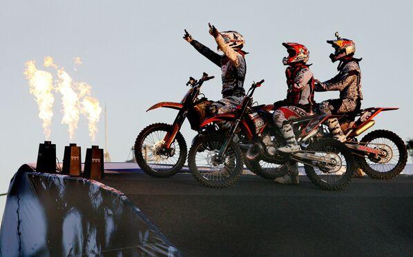 Před 130 lety vyjel první motocykl do ulic - Sputnik Česká republika