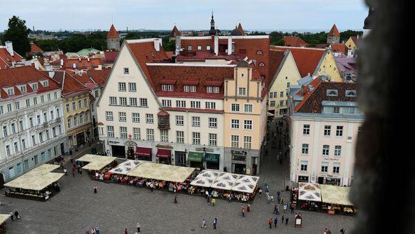 Tallinn - Sputnik Česká republika