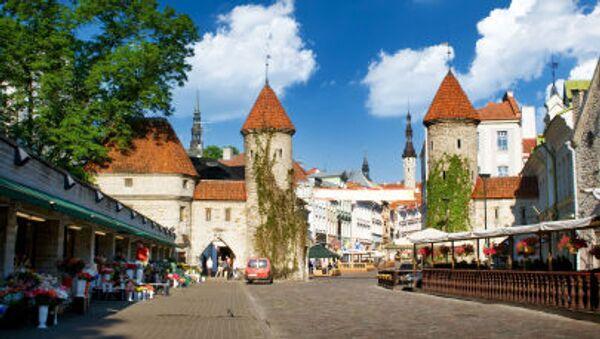 Tallin, Estonsko - Sputnik Česká republika