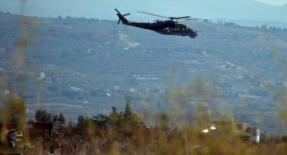 Vrtulník Mi-24