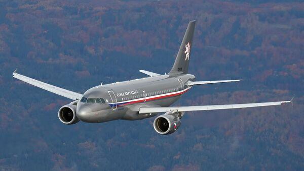 Letadlo - Sputnik Česká republika
