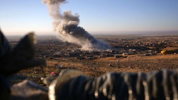 Kurdská armáda přešla na severu Iráku do útoku proti IS - Sputnik Česká republika