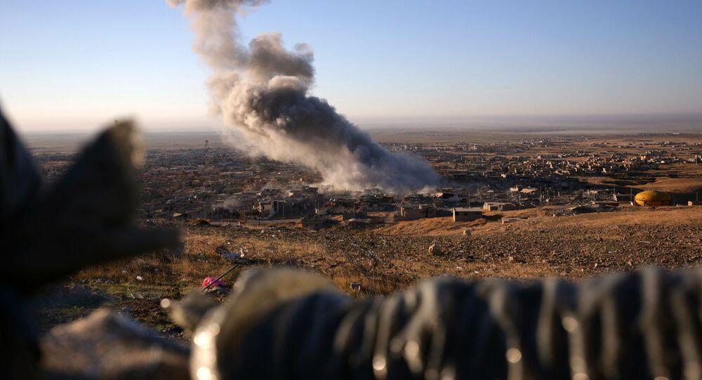 Kurdská armáda přešla na severu Iráku do útoku proti IS