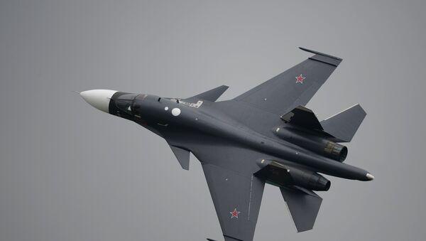 Su-34 - Sputnik Česká republika