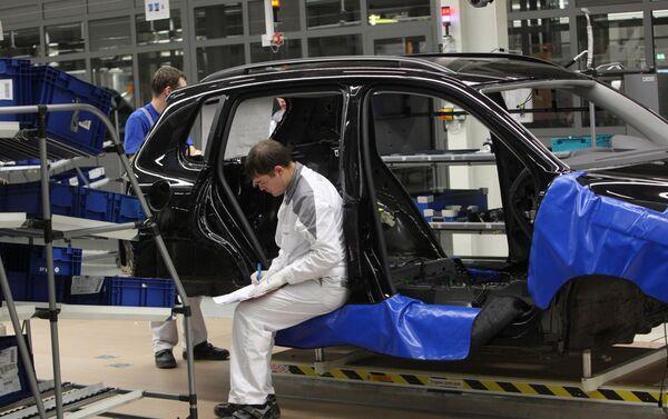 Závod Volkswagen - Sputnik Česká republika