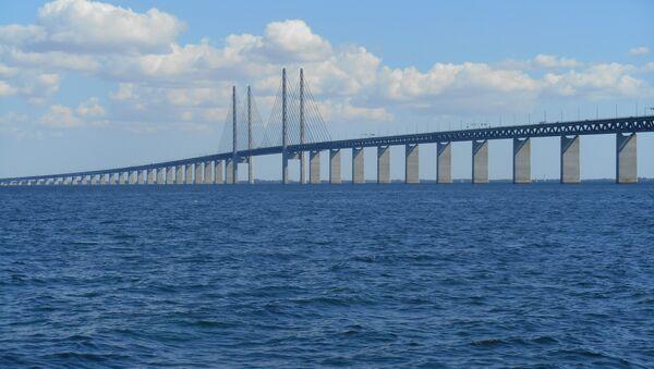 Most Oresund - Sputnik Česká republika