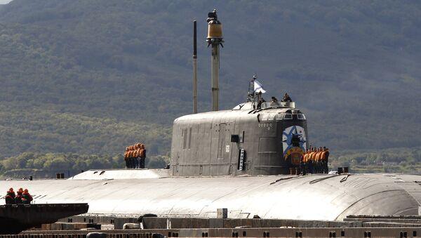 Ponorka Tver projektu 949A - Sputnik Česká republika