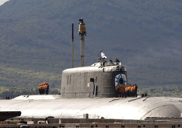 Ponorka Tver projektu 949A