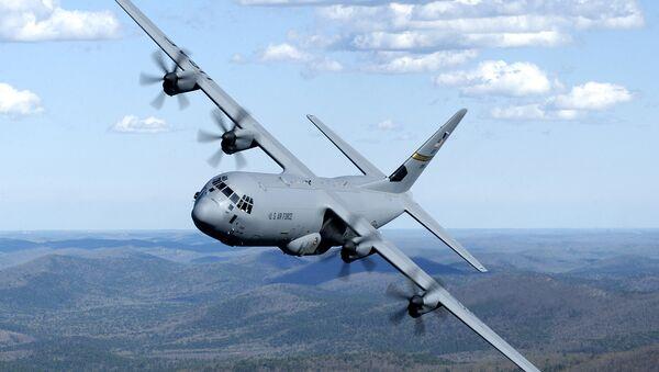 Letadlo C-130J Hercules - Sputnik Česká republika