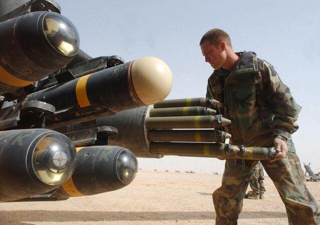 Rakety AGM-114R Hellfire II
