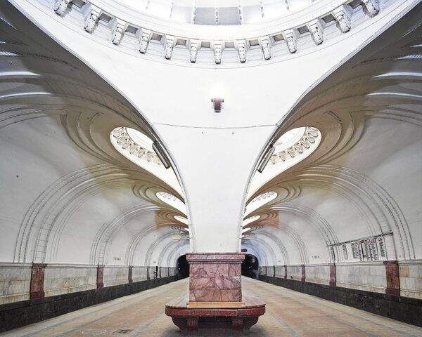 U-Bahn-Station Sokol - Sputnik Česká republika