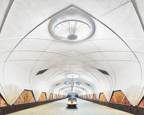U-Bahn-Station Aeroport - Sputnik Česká republika
