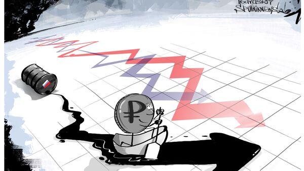 Ropa nepotřebuje dolar - Sputnik Česká republika